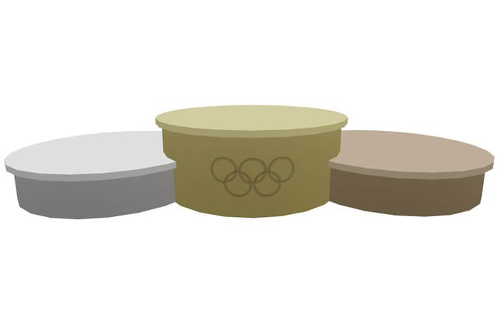 OlympicPodium