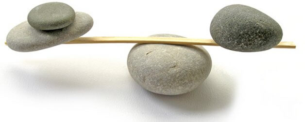 Balance is the challenge