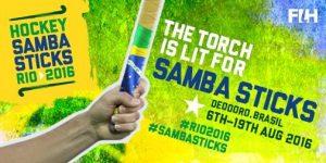 Sambasticks in Rio!
