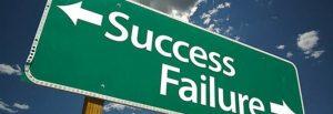 success faillure